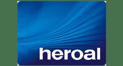 Zonwering Heroal logo kleur